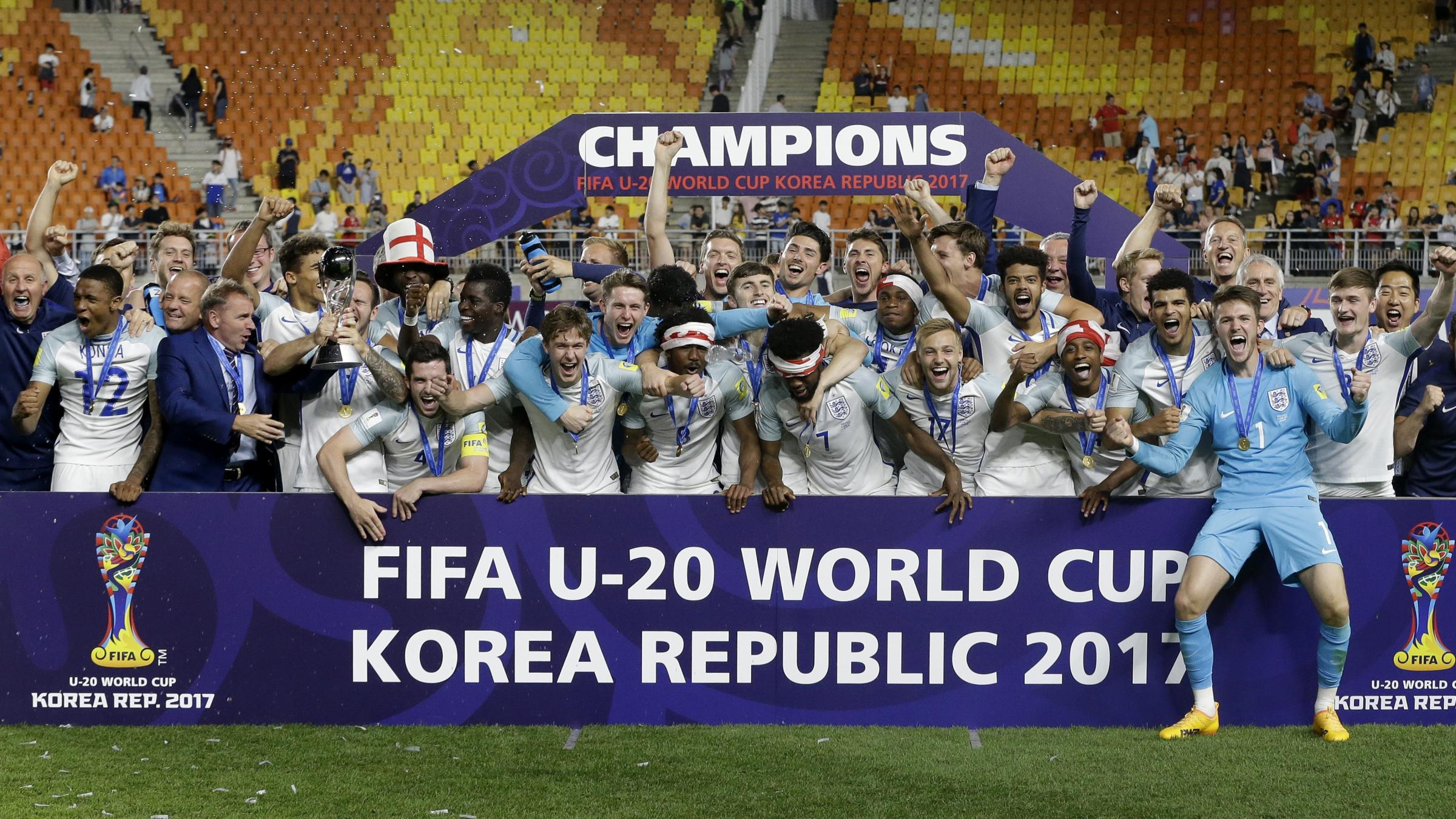 Sheffield-born ace Dominic Calvert-Lewin fires England to World Cup glory