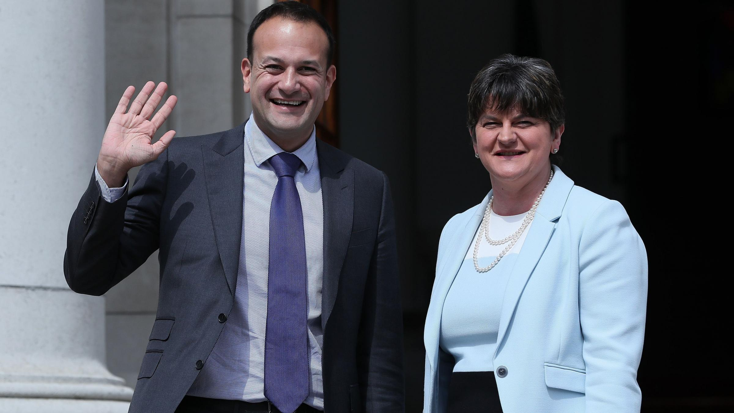 Sinn Fein and DUP agree powersharing deal can be done by end of June