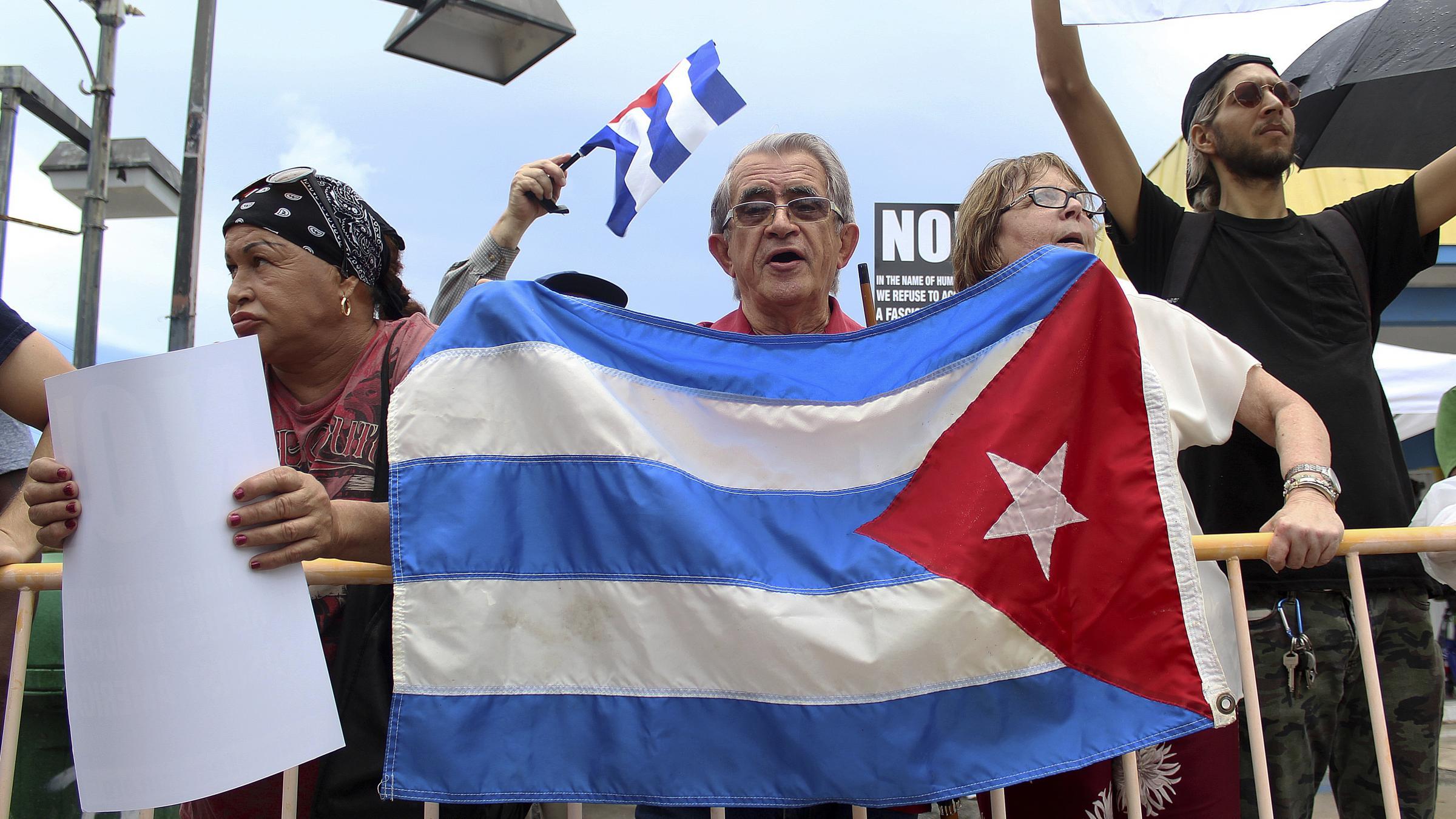 Republicans decry Trump's reversal of Cuba policies